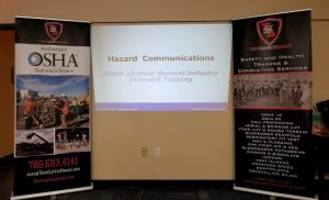 OSHA Hazard Communications Class