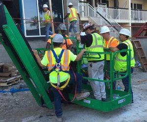 OSHA Safety Trained Staff